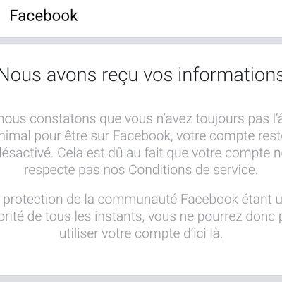 Malgré les demandes de la Municipalité, les comptes facebook et instragram de Vigeois Mon Bourg restent inutilisables..