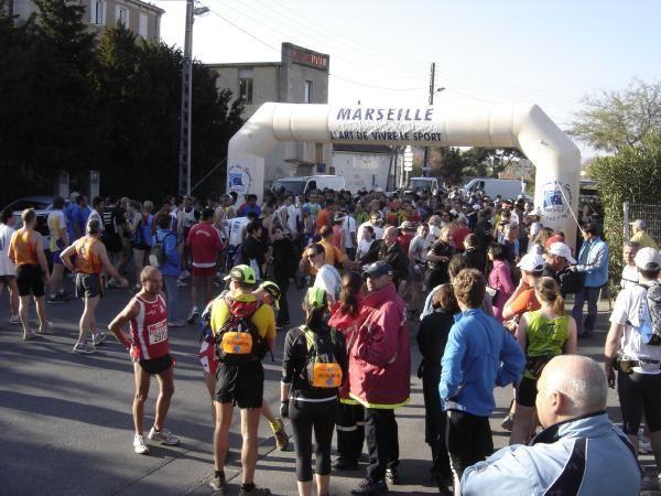 Les courses Nature et Montagne 2008, du départ à l'arrivée, en passant par l'Etoile. [touche F11 pour passer en plein écran]