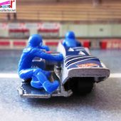 OUTSIDER SIDE CAR HOT WHEELS 1/64 - car-collector.net