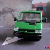 RENAULT TRAFIC MAIRIE DE PARIS VEREM 1/43 - car-collector.net
