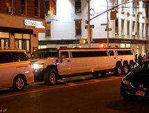 Manhattan: ses limousines de rêve et d'autres voitures, aussi