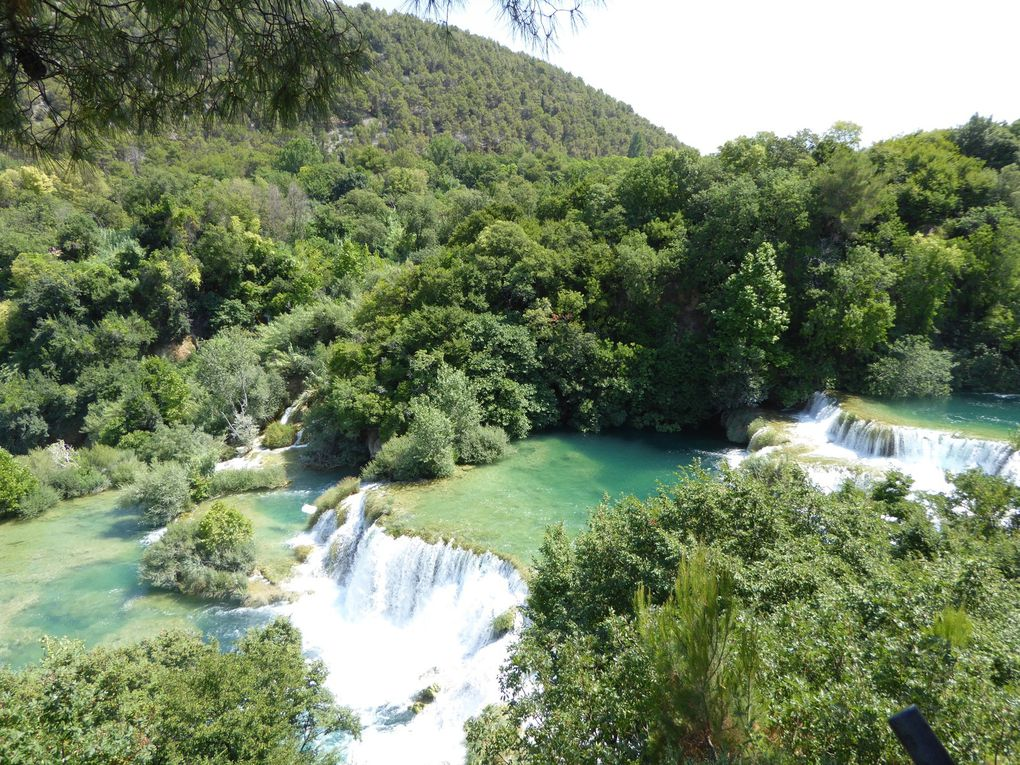 Parc National de Krka - Croatie été 2015.