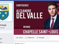 """Gestion """"commune"""" des sites facebook! Abus Moyen public? But? Par qui?"""