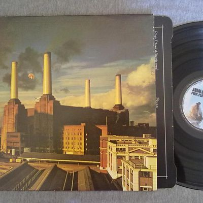 Pink Floyd ‎– Animals LP € 10.00