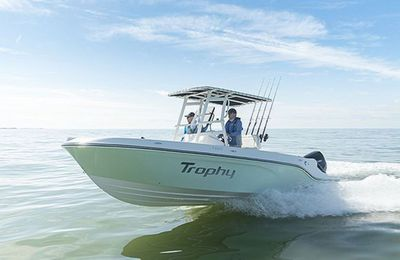 Bayliner - Launch of the new Trophy 20 and Trophy 22!