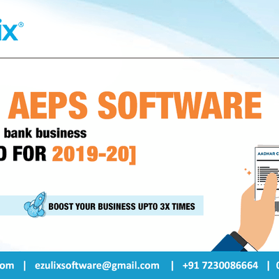 Advanced AEPS Software Service in India [Updated for 2019-20]