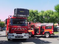 Retour sur la visite chez nos pompiers de Maurs