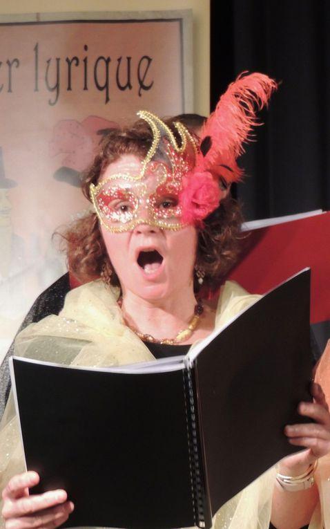 Spectacle Goûter Lyrique à Venise - 25 novembre 2018