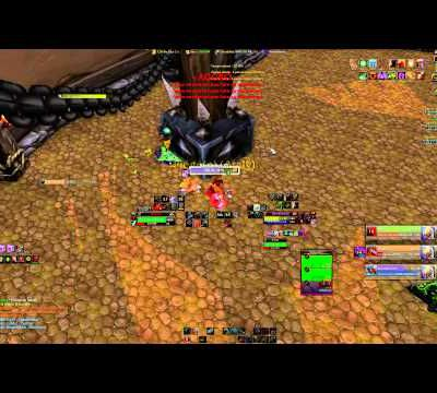 Video pvp 3c3 (demo/war/feral) Wow arene