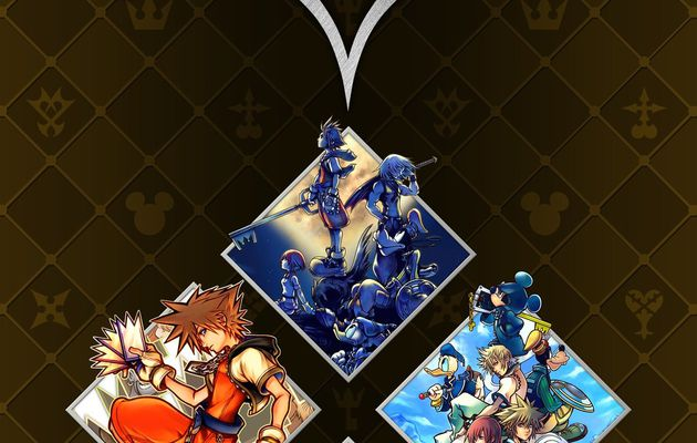 [TEST] KINGDOM HEARTS HD 1.5 + 2.5 ReMIX et KINGDOM HEARTS HD 2.8 Final Chapter Prologue XBOX ONE X : La plus belle des versions!