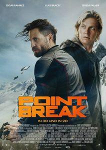 """Point Break - Extrême(ment) limite... les """"reboot"""" atteignent des sommets."""