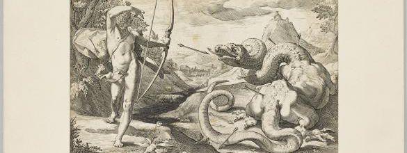 Delphynès/Delphyné (mythologie grecque)