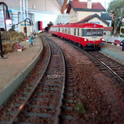 Retour à Model Trains