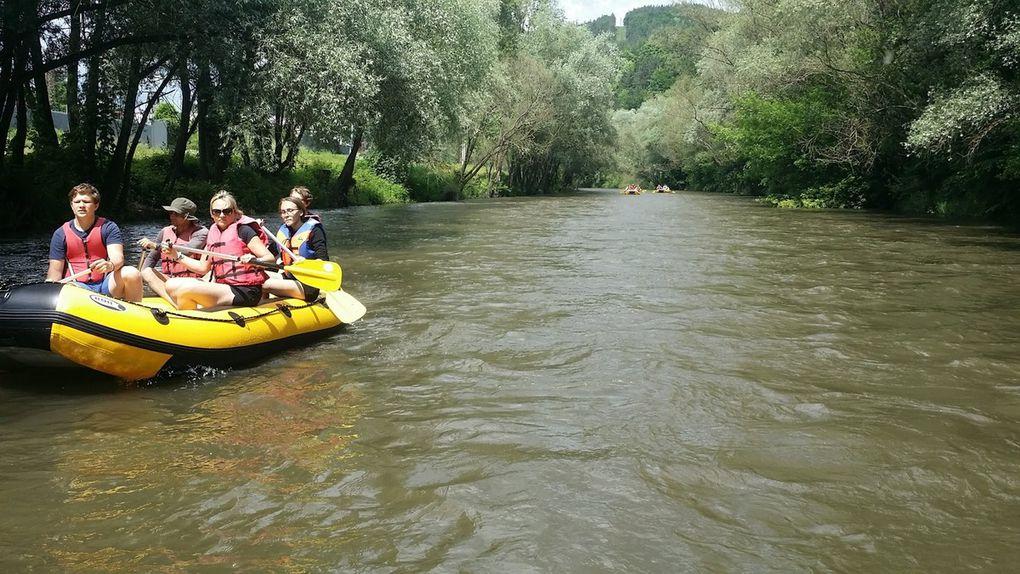 SMSL19 Health Rafting