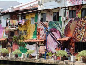 Malacca, à la croisée de l'Asie et de l'Europe
