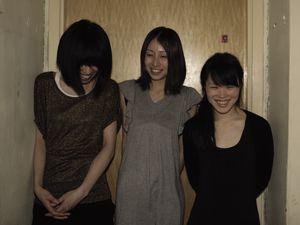 nisennenmondai, un trio féminin de rock expérimental formé à tokyo