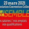 23 mars action nationale pour conquérir face à l'UIMM de vraies garanries collectives