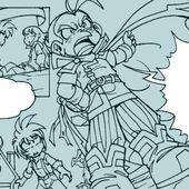 [IDL N°333] : Artémus va plus ou moins se battre ! - Les Légendaires FAN