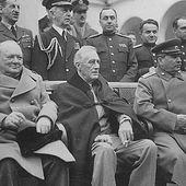 """À propos du """" partage des Balkans"""" entre Churchill et Staline le 9 octobre 1944 à Moscou Par Joëlle Fontaine"""