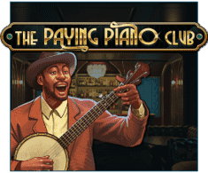 machine a sous The Paying Piano Club logiciel Play'n Go