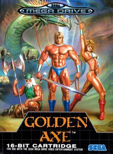 [TEST] Golden Axe (1989) SEGA
