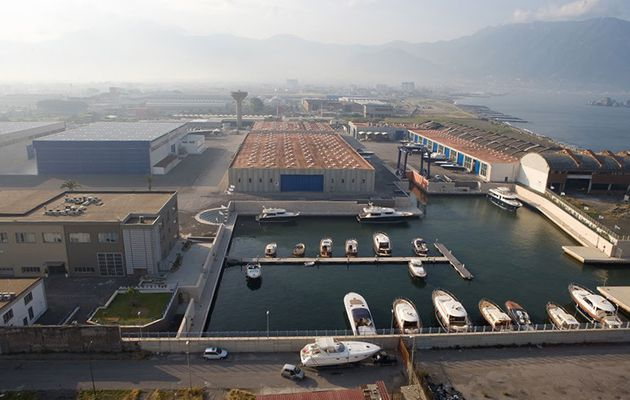 Arcadia Yachts announces the acquisition of 21% of Marina Di Torre Annunziata