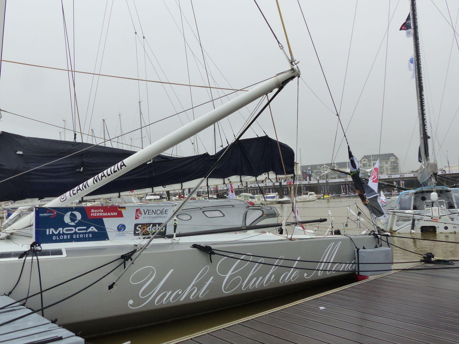 5. Yacht club de Monaco / Skipper Boris HERRMANN
