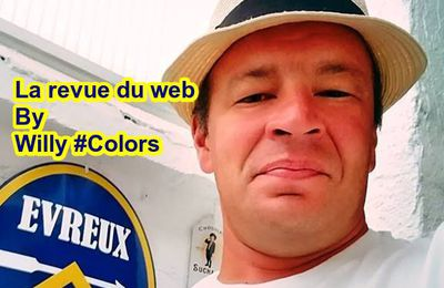 Evreux : La revue du web du 11 avril 2021 par Willy #Colors