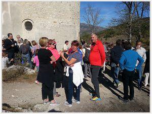 © Amandine Delabre , nous remercions la Mairie de Castellane pour le partage d'information sur cette rencontre