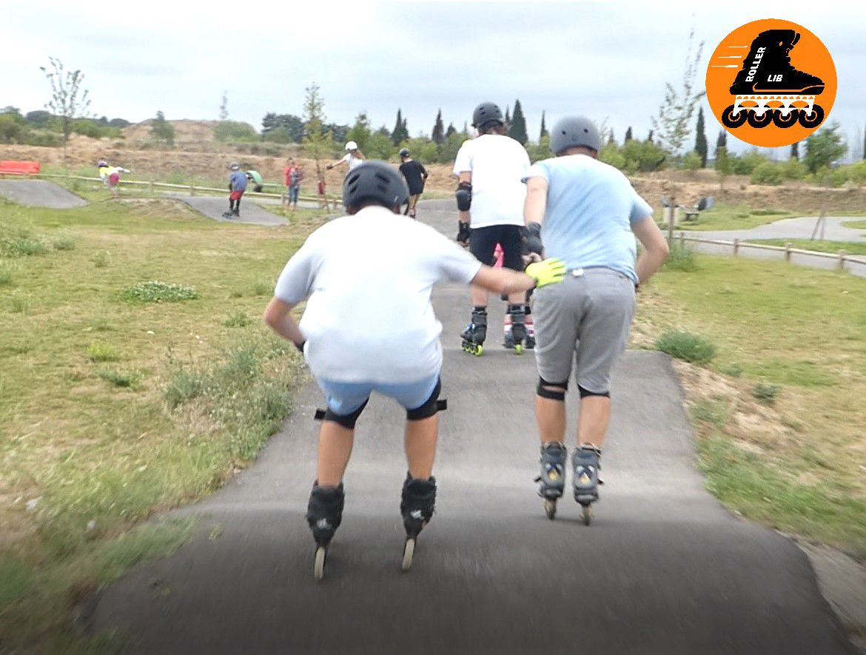 nimes-roller, lib, pumptrack, bellegarde, sport, cours, essai, roller