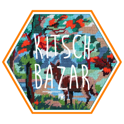Le site e-commerce Kitsch Bazar