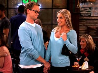 Séries : Britney Spears reviendra dans 4 épisodes de la saison 4 de How I Met Your Mother !