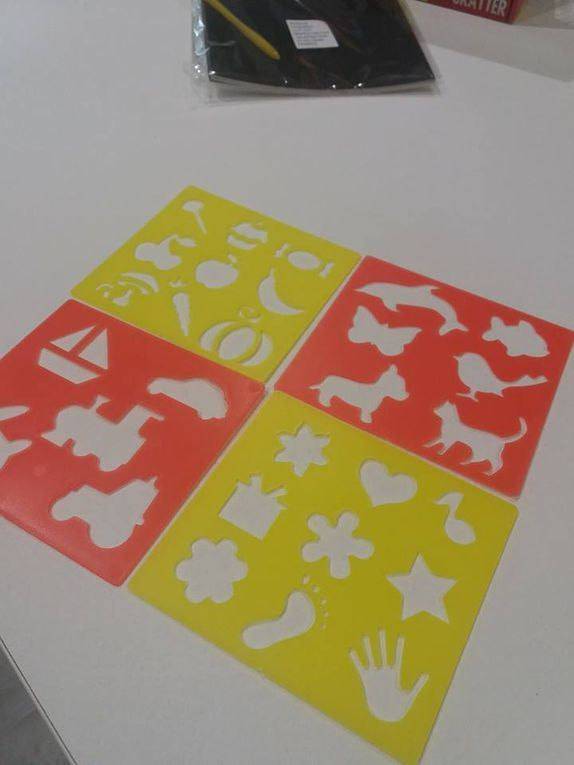 Travel Box - Cartes à gratter - Joustra - Activité manuelle enfant