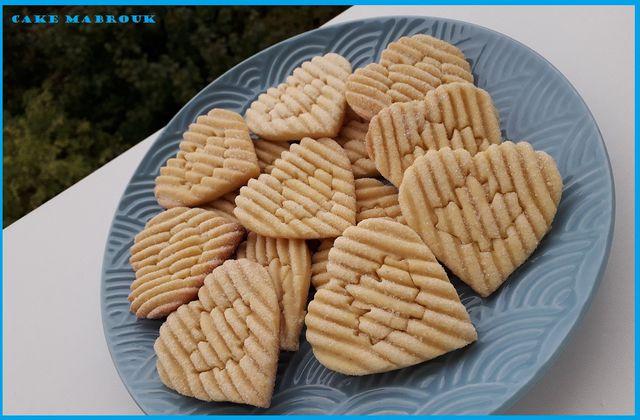 Biscuits feuilles d'automne