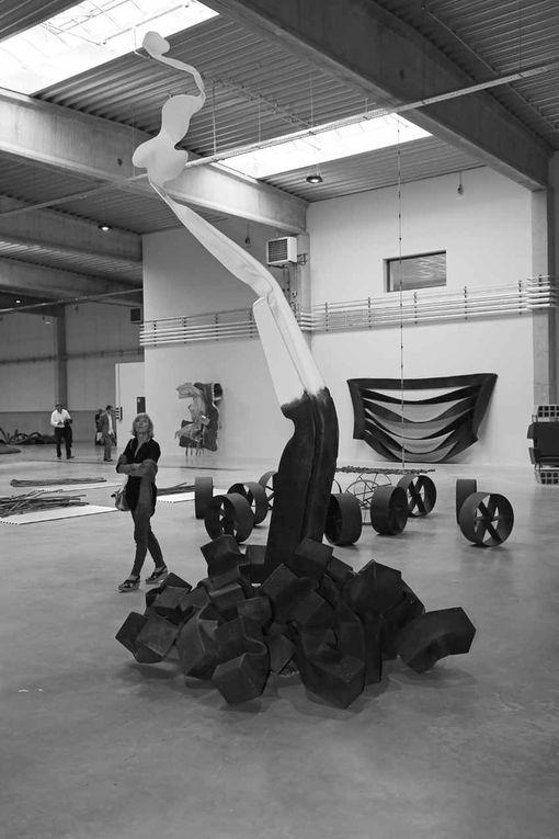 Exposition Sculptures, Matières, Matériaux, Textures...