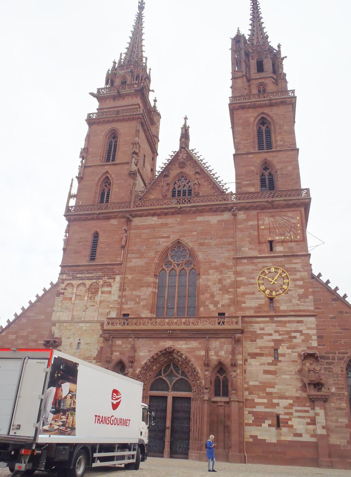 Ein Bummel durch Basel