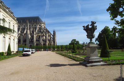 Bourges au hasard des rues / Balade dans le Cher