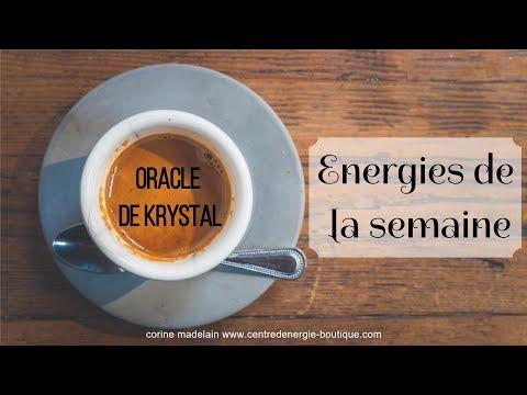 Energies du 8 au 14 janvier 2018 Oracle de Krystal