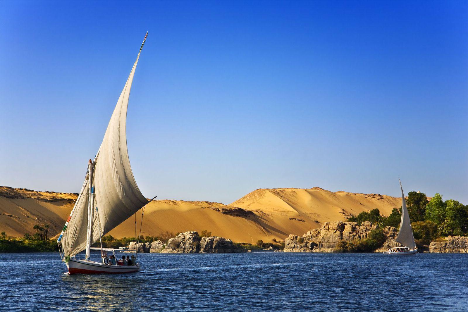 voilier nil haute egypte aerobernie