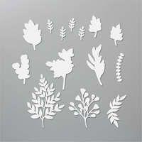 152714 Poinçons Feuillage florissant pour découper avec votre big shot de jolies branches branchages stampin up