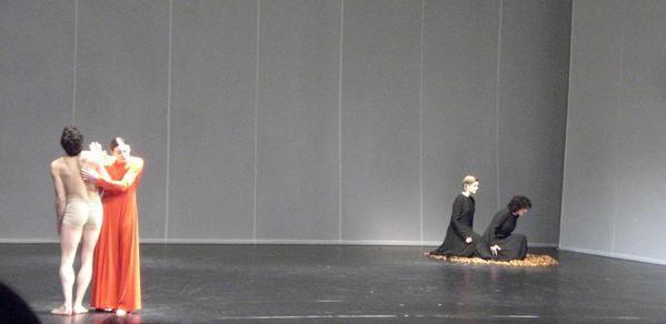 Première d'Orphée et Eurydice au Palais Garnier
