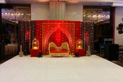 How To Choose The Best Decor For Mehndi And Sangeet Ceremony
