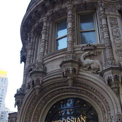Le magnifique immeuble Petrossian
