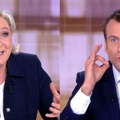 Marine Le Pen a explosé le débat du deuxième tour !