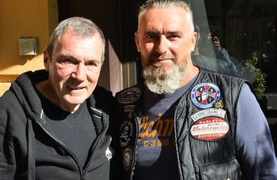 Knights Templar : les bikers au grand cœur.