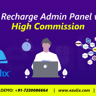 Recharge Portal – Best Recharge Admin Panel with High Commission