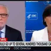 CDC Director Makes Case Vaccination Passports Are Useless