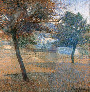 Emile BERNARD - Musée de l'Orangerie - Paris nov. 2014