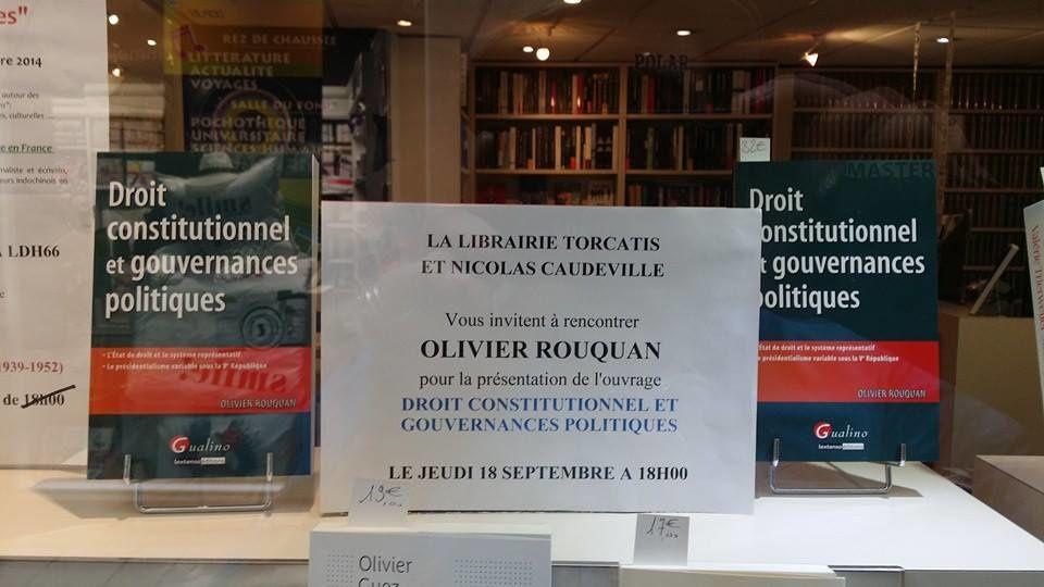 """Politique/vidéo:""""La Légitimité du présidentialisme?""""par Olivier Rouquan et Suzette Bloch animé par Nicolas Caudeville"""