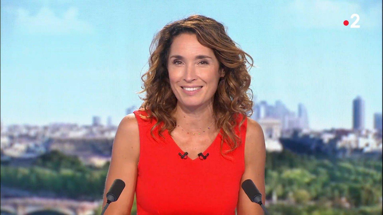 Marie-Sophie Lacarrau - 09 Septembre 2020